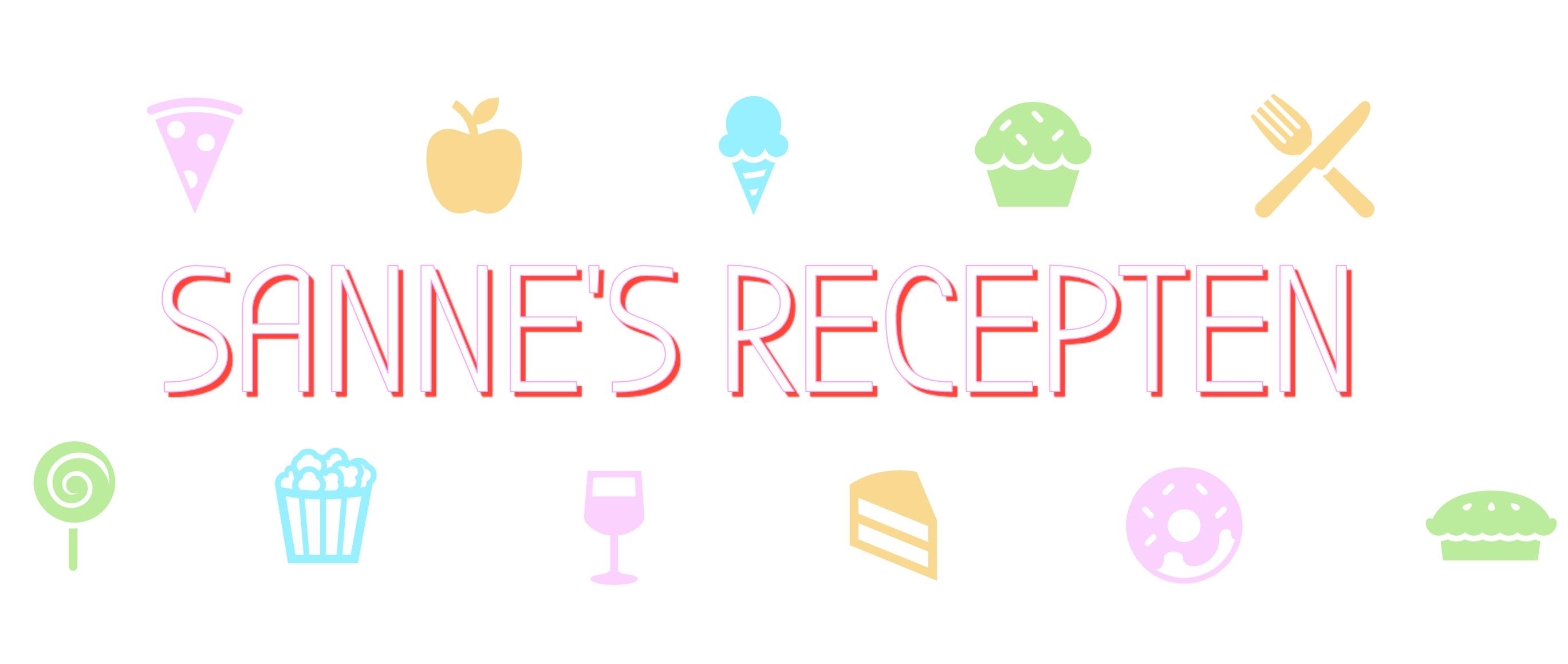 Sanne's Recepten