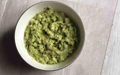 Makkelijke guacamole