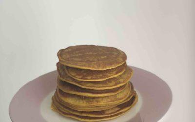 Hartige Pompoen Pannenkoekjes
